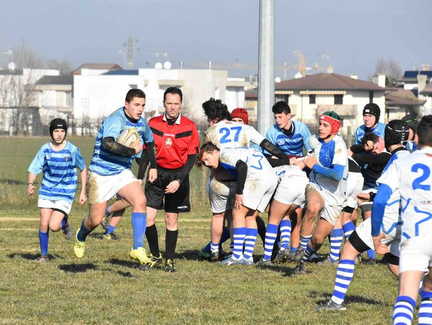 L\'Under 16 passa a Camposampiero