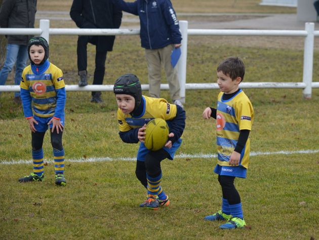 Il Rugby Frassinelle riparte