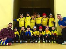 Rugby Frassinelle Under 6, dove tutto comincia