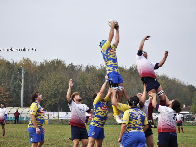 Al Rugby Frassinelle il derby con il Rosolina